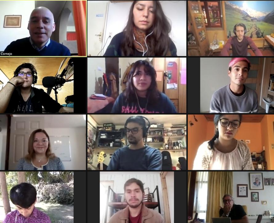 Corporación de la Cultura y las Artes de Rancagua entrega 12 Becas de Apoyo a la Formación Musical