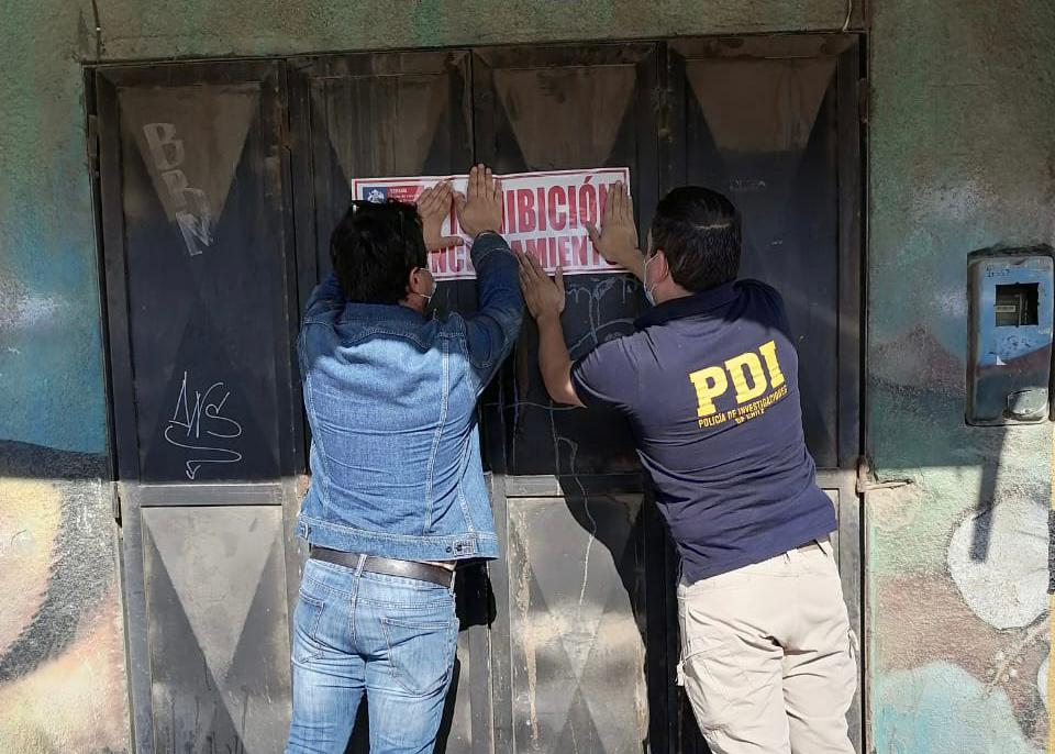 Rancagua: Clausuran local de jugo de azar por funcionar en cuarentena
