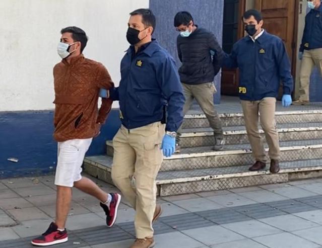 PDI detiene a la totalidad de los implicados en homicidio de Requínoa