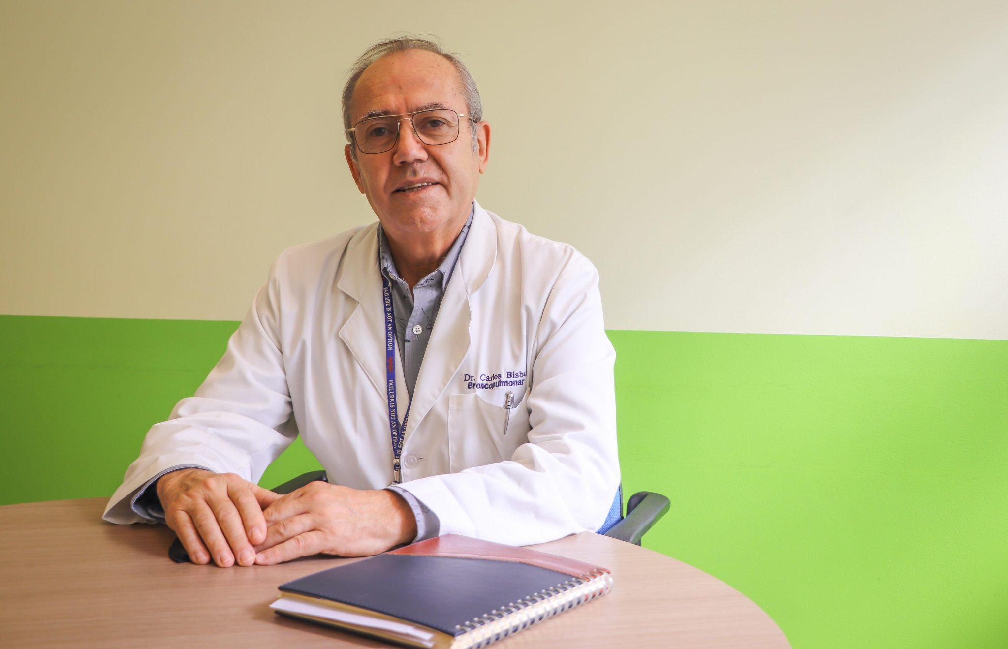 Doctor Carlos Bisbal asume como nuevo director del Hospital Regional