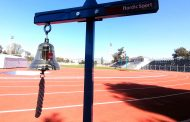 Región de O'Higgins ya cuenta con el primer estadio atlético en San Fernando