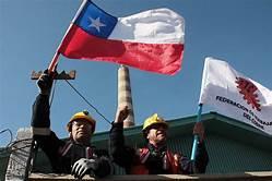 Federación de Trabajadores del Cobre: Hacemos un llamado a mantenerse preparados para movilizarnos en apoyo a las demandas de la ciudadanía