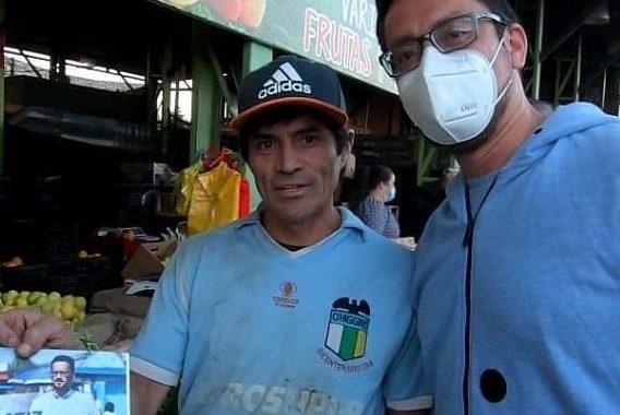 Manuel Polgatiz, candidato a concejal por Rancagua: