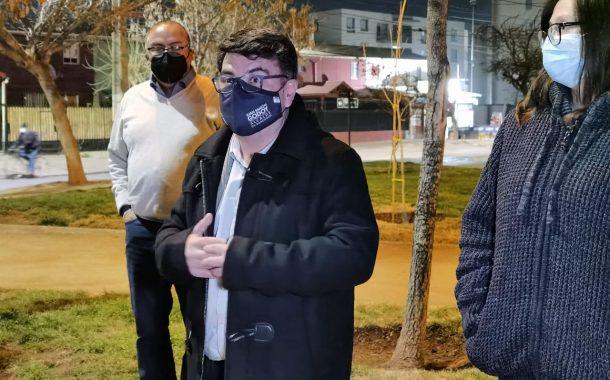 """Alcalde Juan Ramón Godoy da comienzo en terreno dialogando con vecinos y vecinas a programa """"Alcalde en tu Barrio"""""""