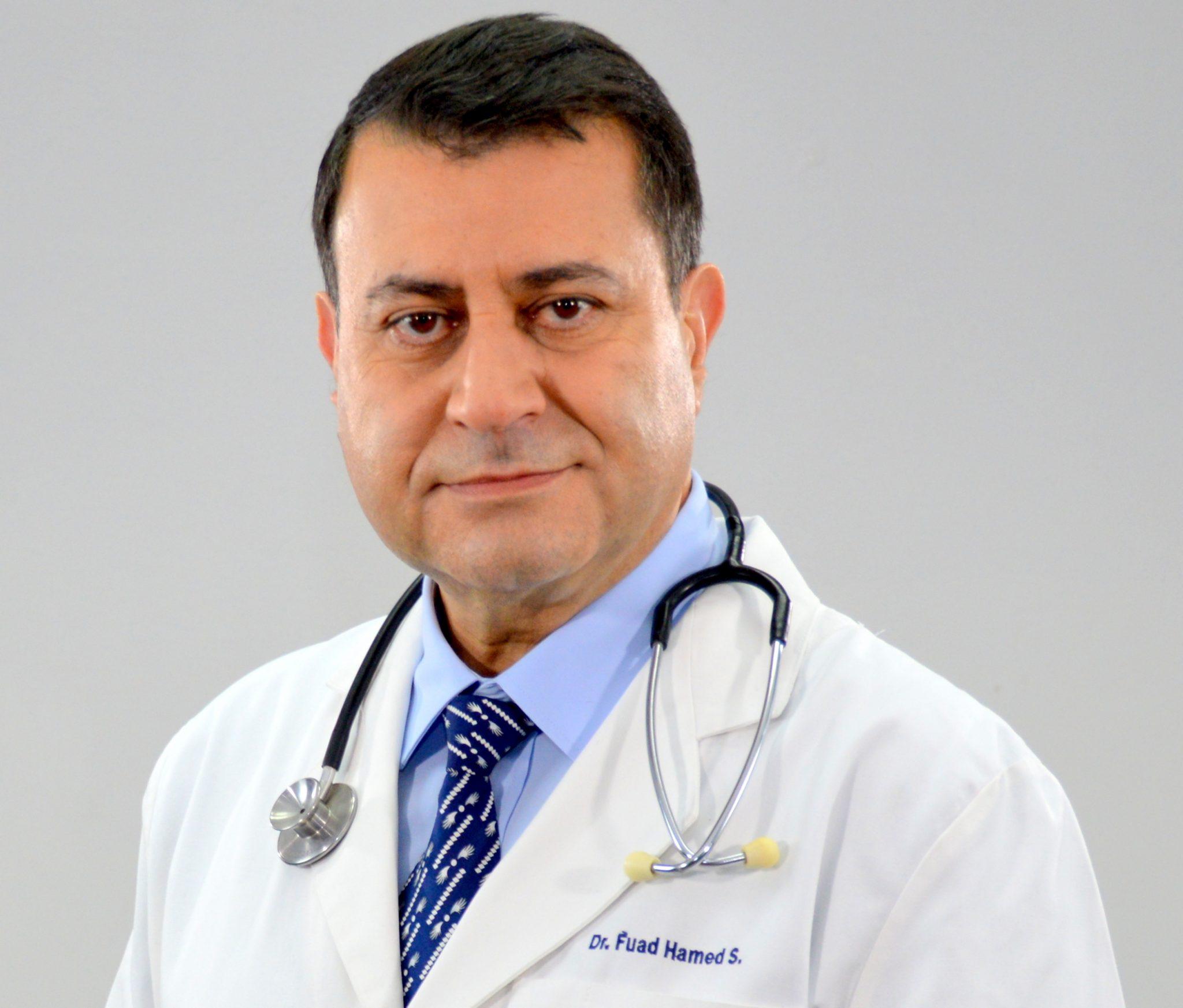 Doctor Fuad Hamed irrumpe como candidato a diputado por el distrito 15