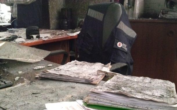 Atentado incendiario en municipio rancagüino: Diputado Juan Luis Castro pide a estamentos públicos reaccionar con celeridad
